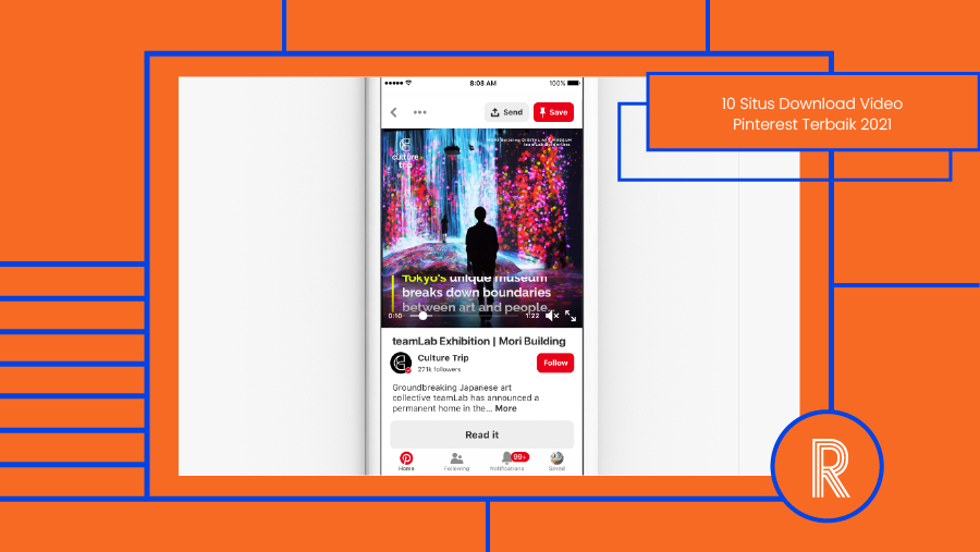10 Situs Download Video Pinterest Terbaik 2021